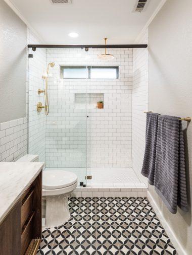 Modern Bathroom Remodel Pictures