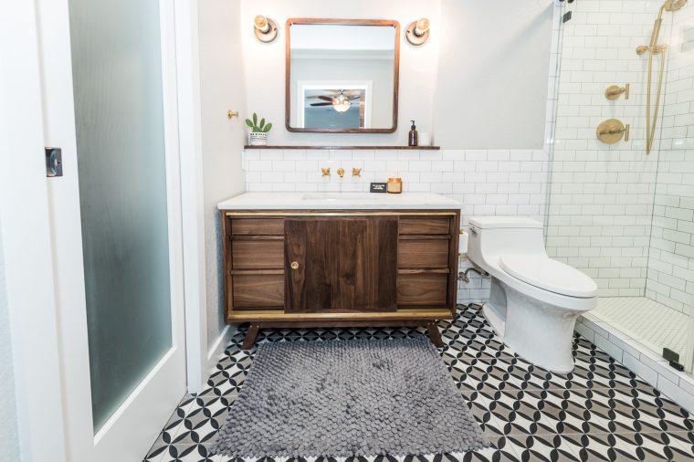 Denton Texas Contractor Renovation Remodeler Bathroom Remodel