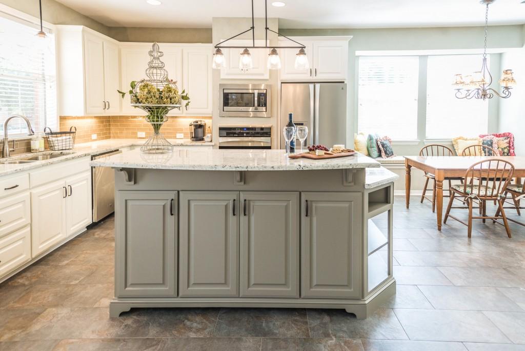 Refinishing Kitchen Cabinet Fort Worth Tx